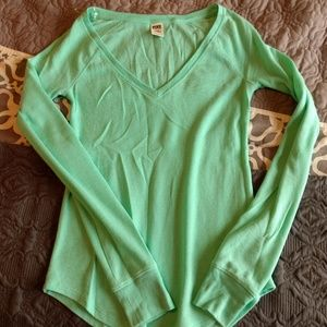 Two PINK Womens Thermals